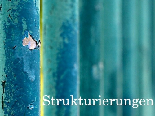 Strukturierungen